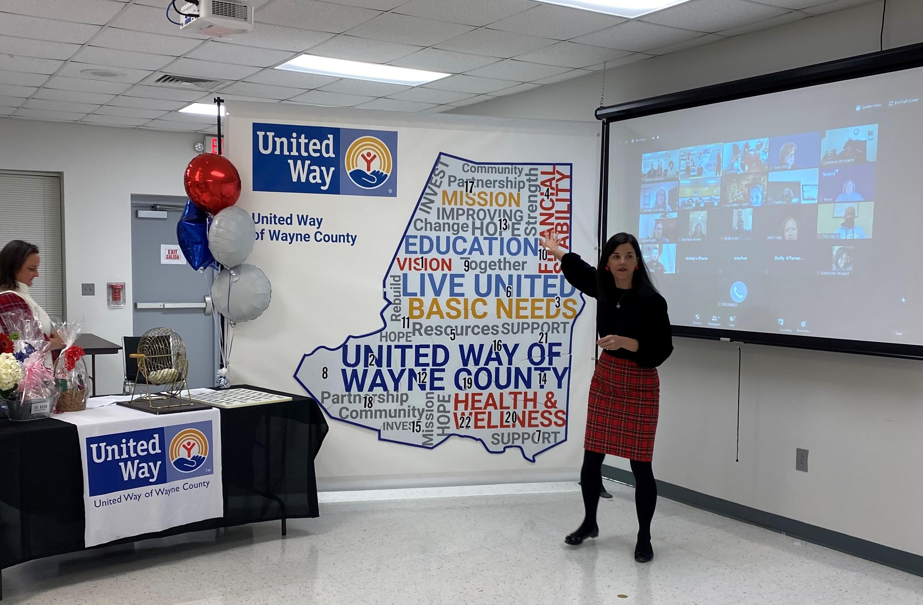 United Way Celebrates Campaign Finale