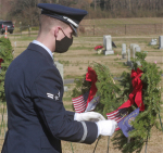 Wreath-Laying Ceremony In Pikeville (PHOTO GALLERY)