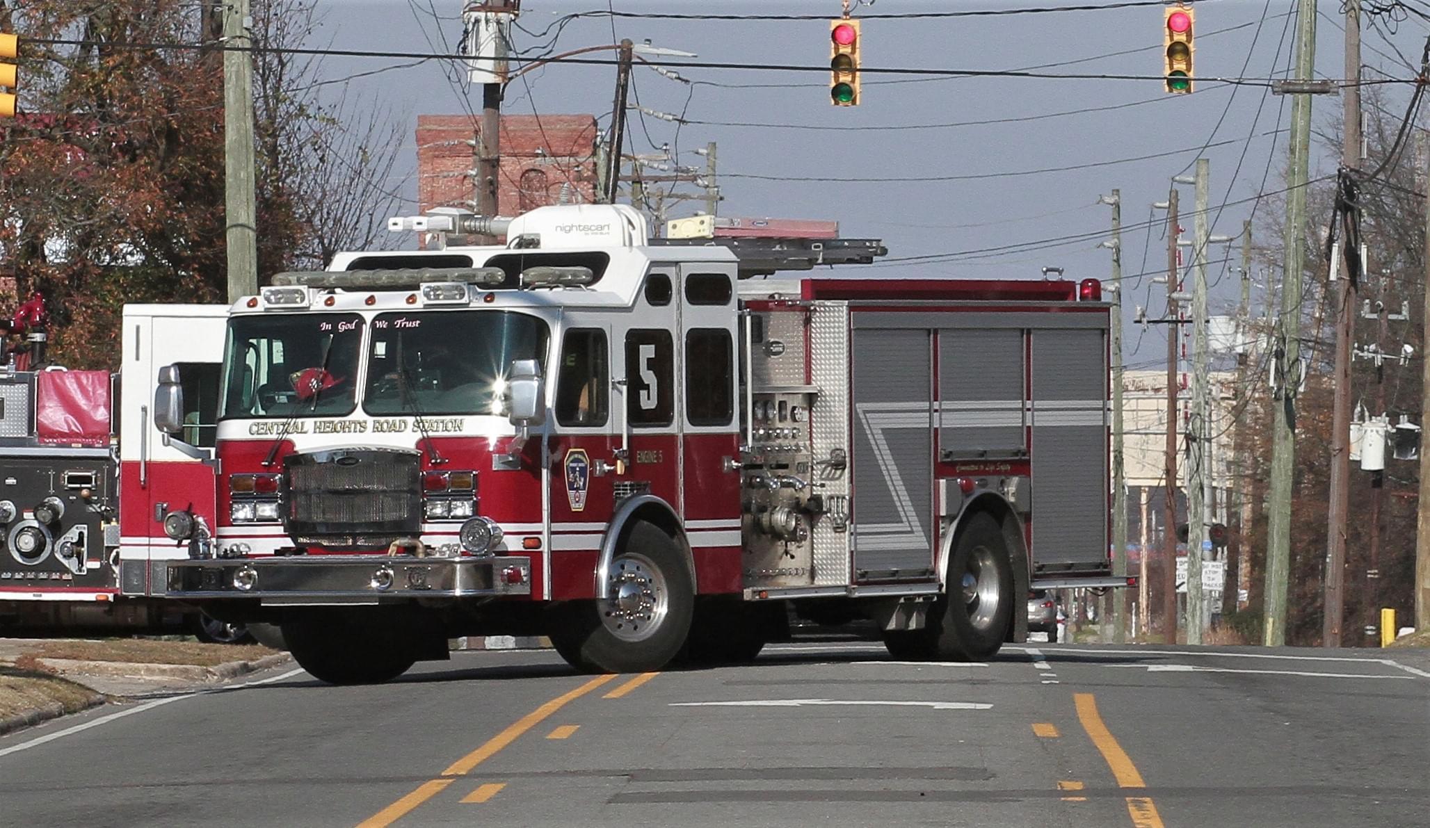 Gas Leak Closes Goldsboro Intersection (PHOTO GALLERY)