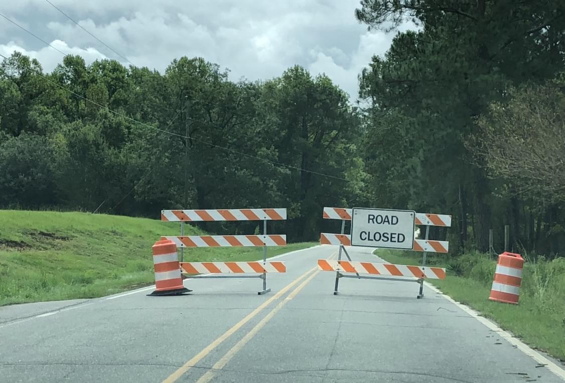 Wayne County Pipe Improvements Require Road Closure