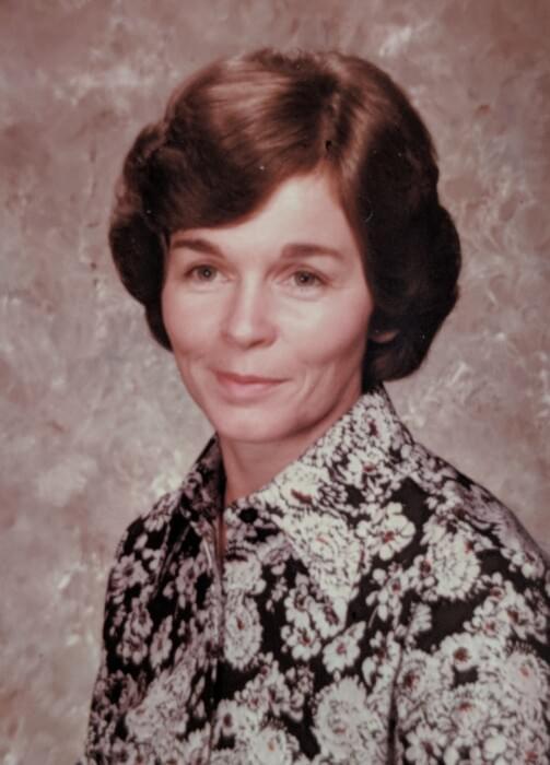 Mary Jean Jones Blackman