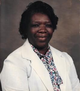 Betty Lou Lanier