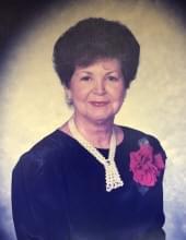 Shelby Jean Barber McGalliard