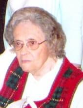 Alma Ennis Bowden