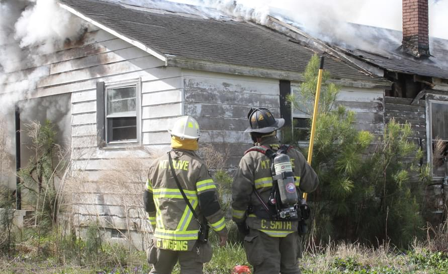 Town Fire Department Plans Regular Use Of Tower Siren