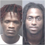 Lenoir County Robbery Suspects Arrested in Greenville