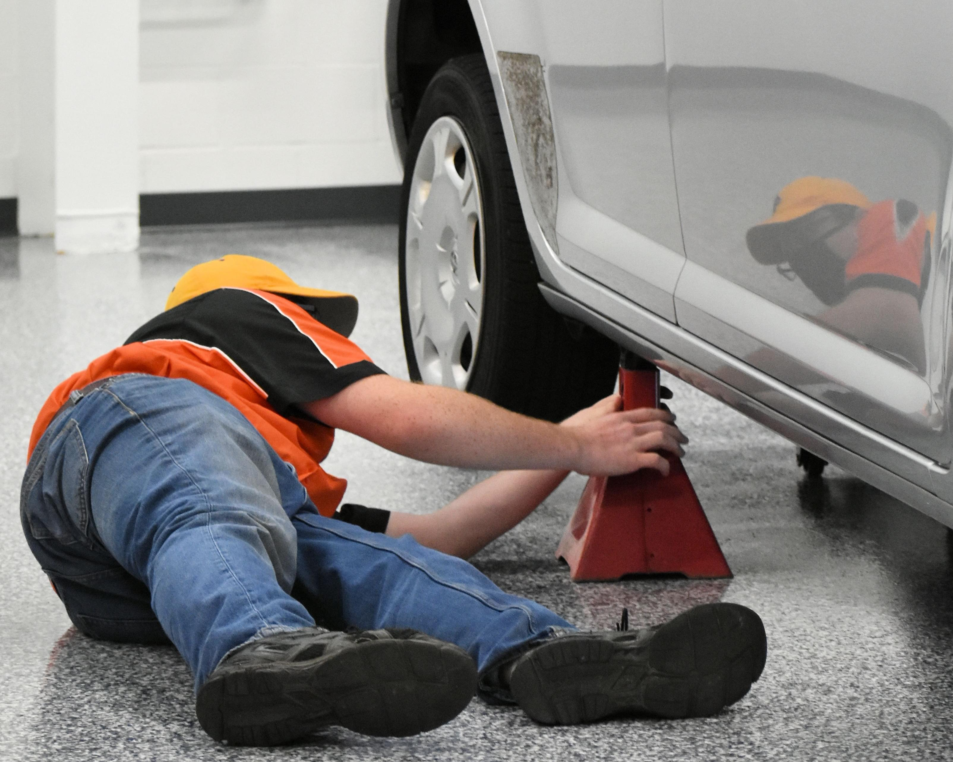 Automotive Boot Camp Starts Tuesday
