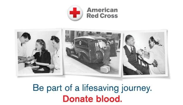 URGENT NEED FOR BLOOD: Local Blood Drives Planned This Week