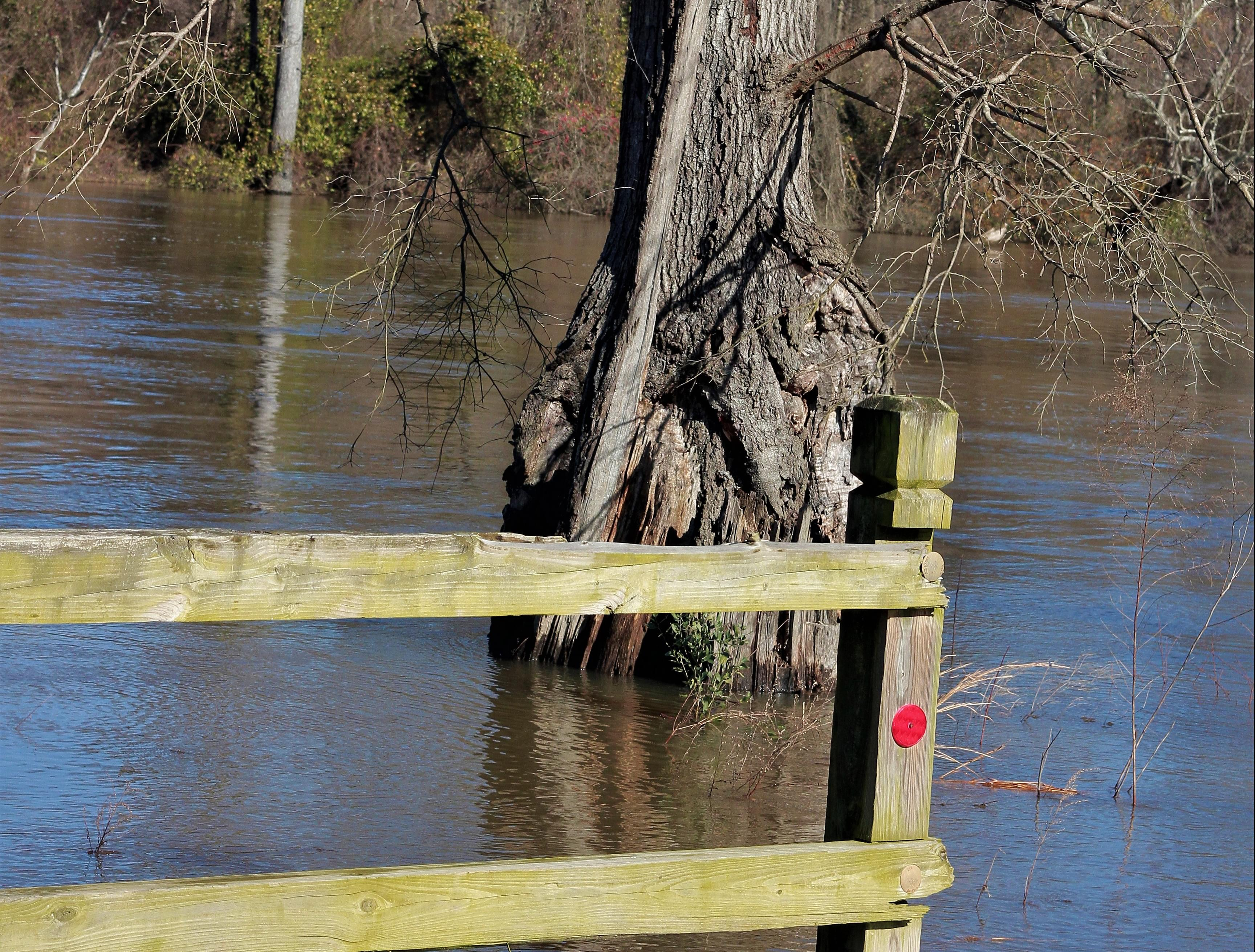 Flooding Conditions Likely Through End Of The Week