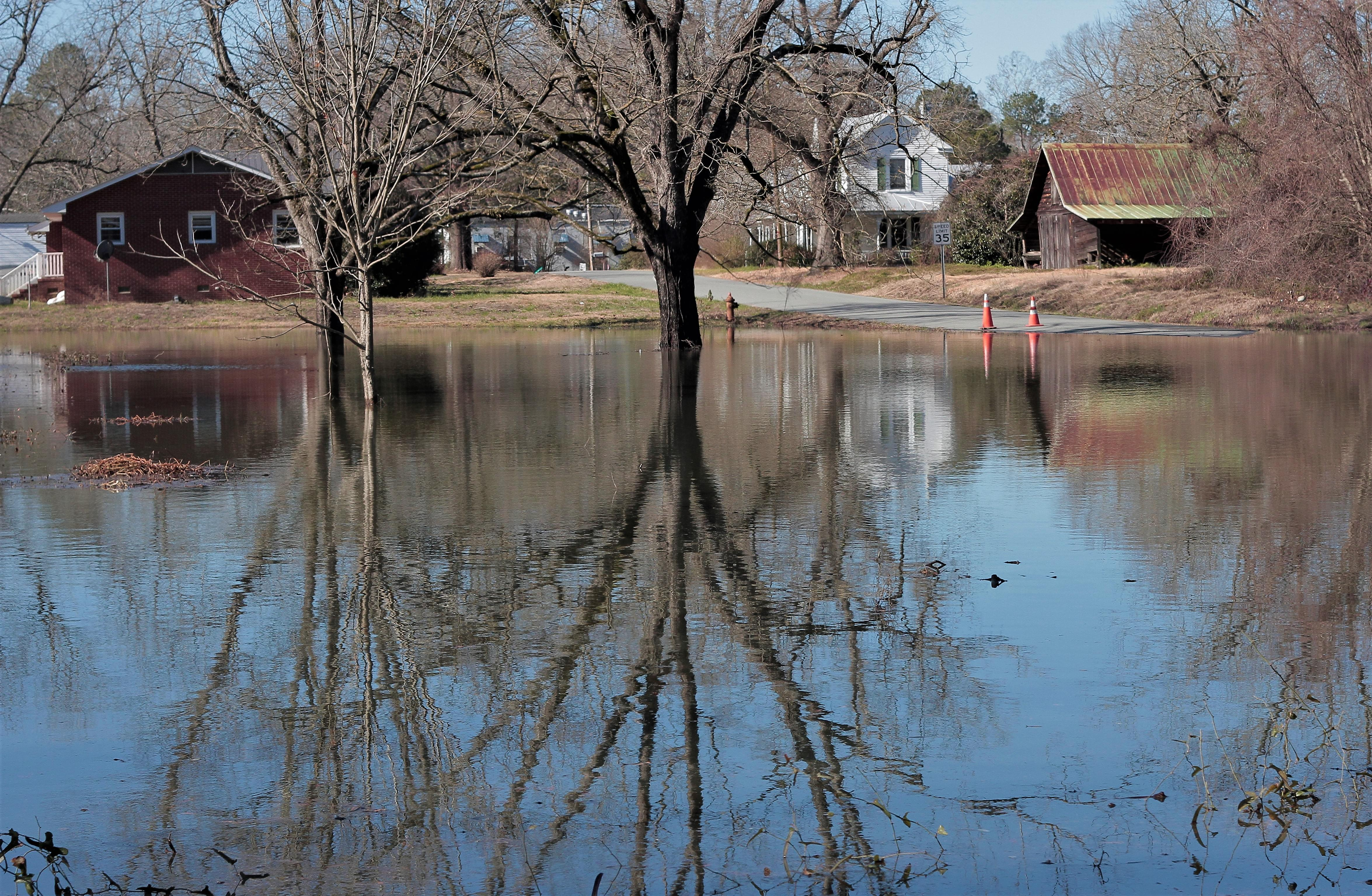 Predictions Increase For Neuse River Flooding