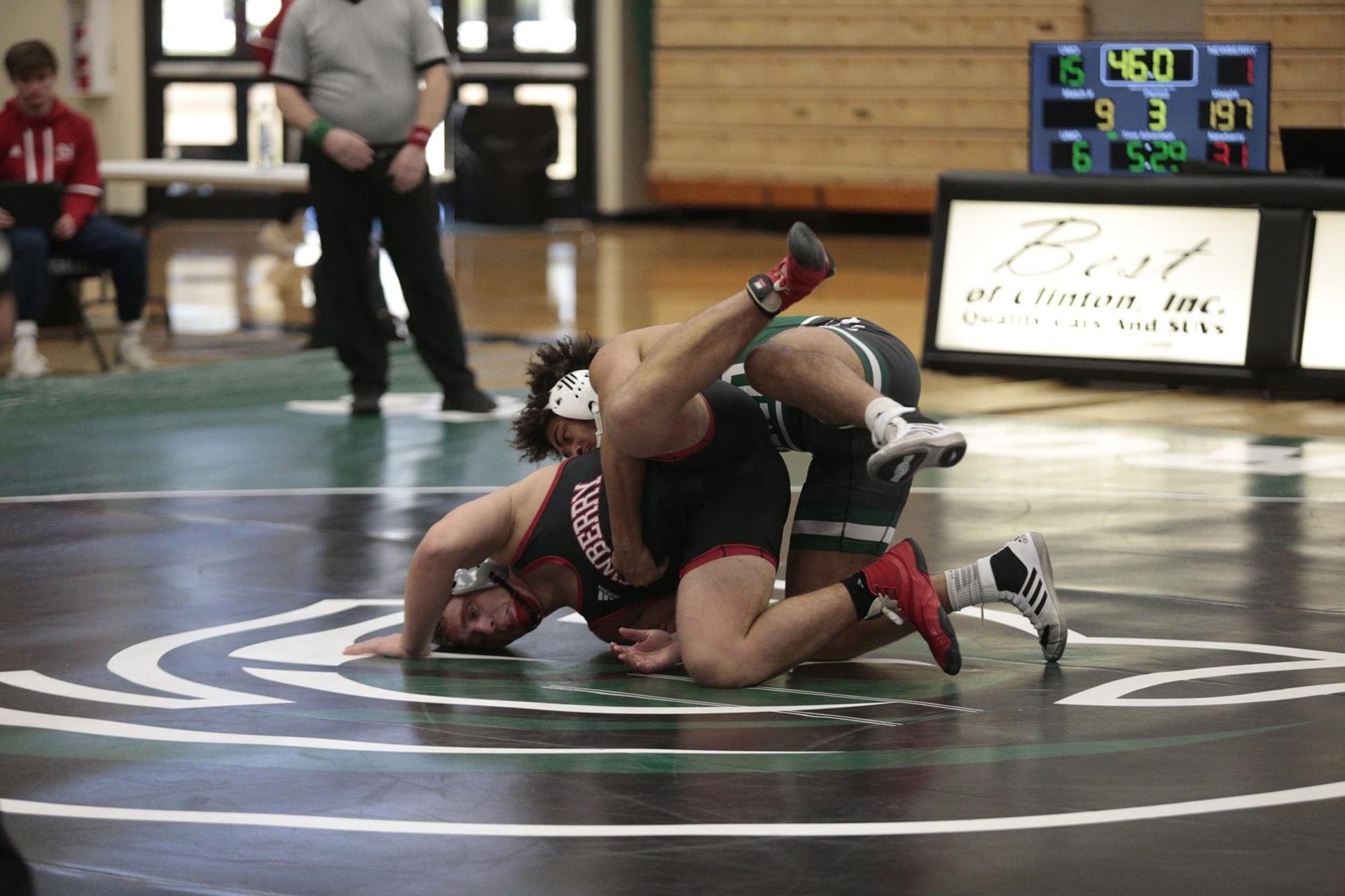 Wrestling: Mount Olive Falls In First Contest Of 2021