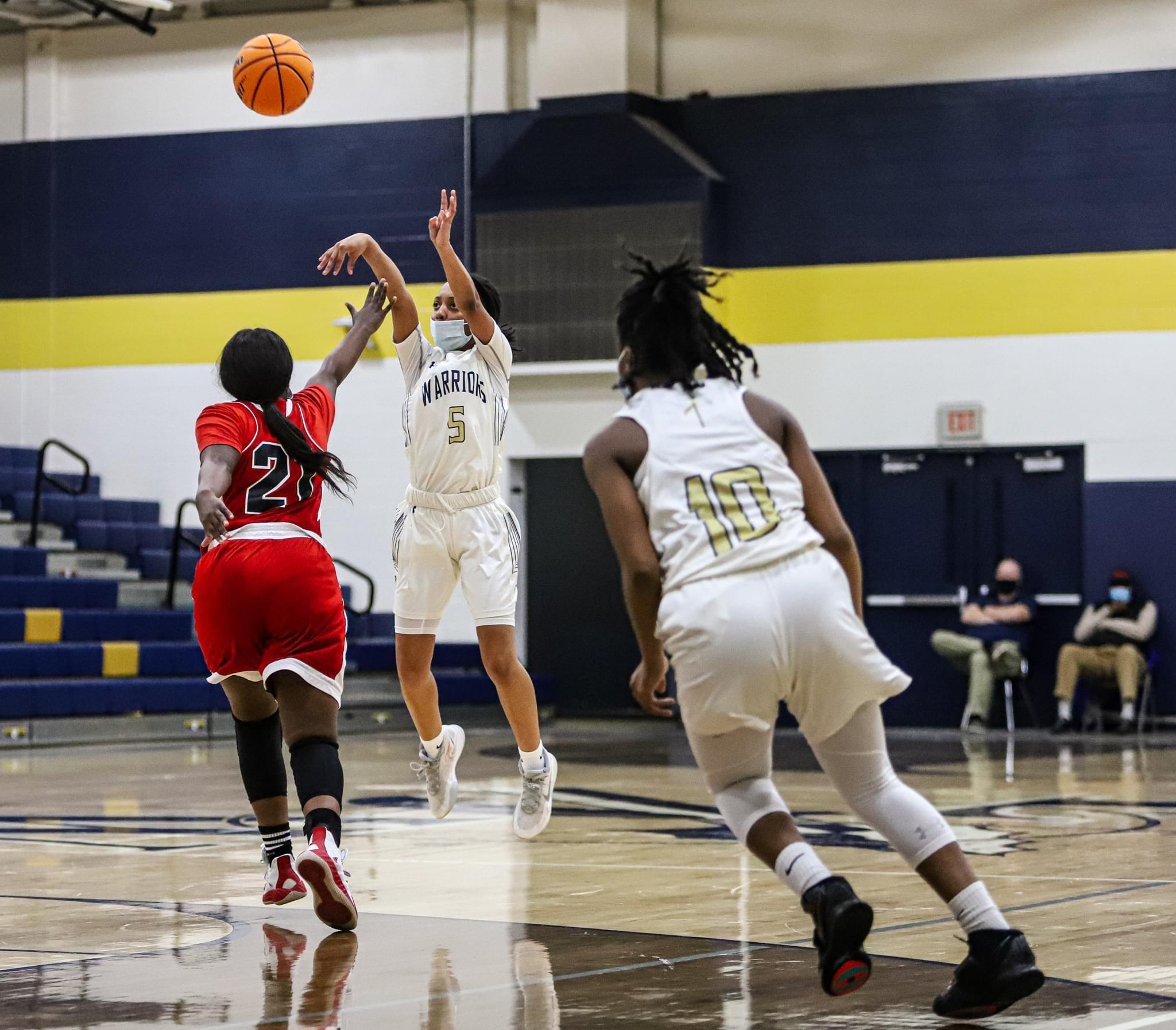 Girls Basketball: Eastern Wayne Falls To New Bern (PHOTO GALLERY)