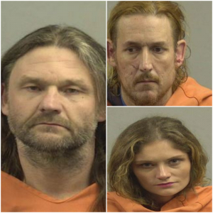 Suspects Leads Deputies On High Speed Chase