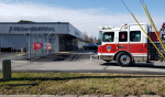 Fire Reported At Grantham Street Business
