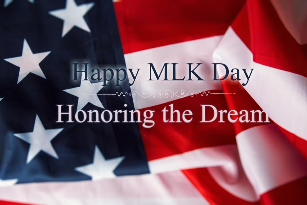 City Offices Closed For MLK Day