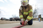 Pricetown Firefighters Spend Weekend Training (PHOTO GALLERY)