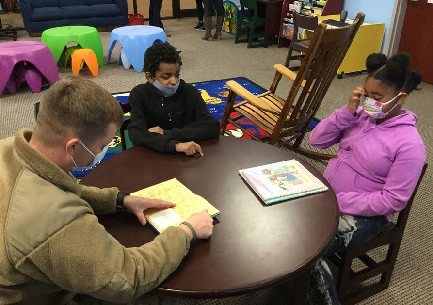Carver Heights Elementary Teams With SJAFB For New Initiatives