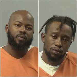 Narcotics Suspects Lead Police On Chase Through Goldsboro