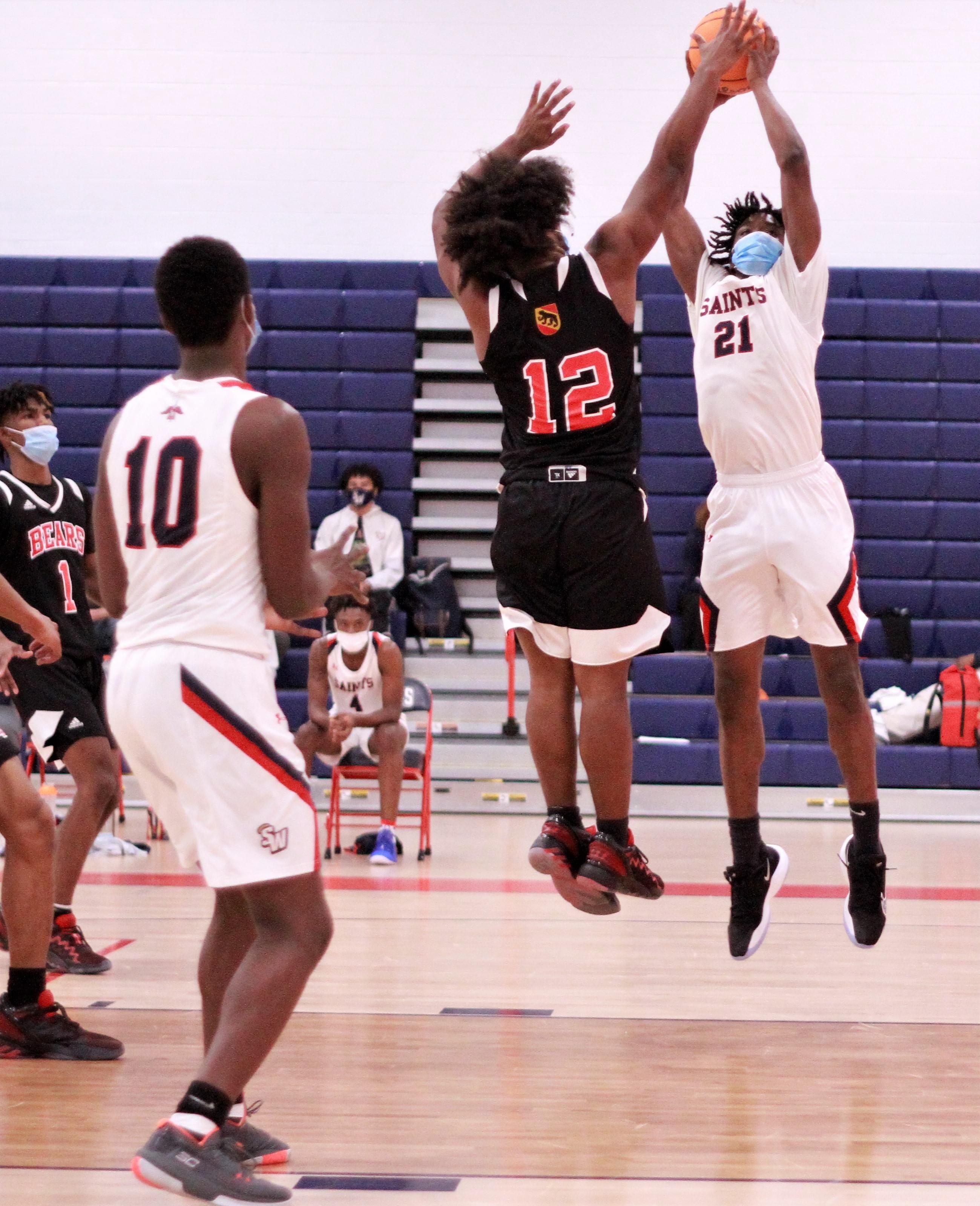 Boys Basketball: New Bern At Southern Wayne (PHOTO GALLERY)