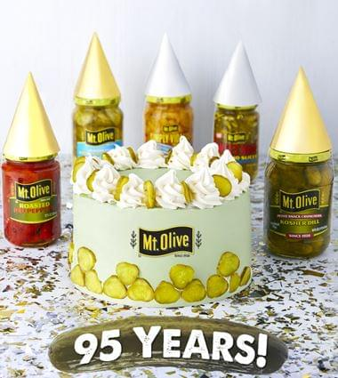It's A Big DILL: 95th Anniversary For Mt. Olive Pickle!