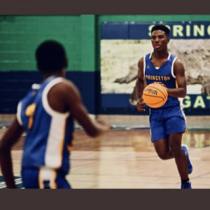 Athletes Of The Week: Tyrese Whitley