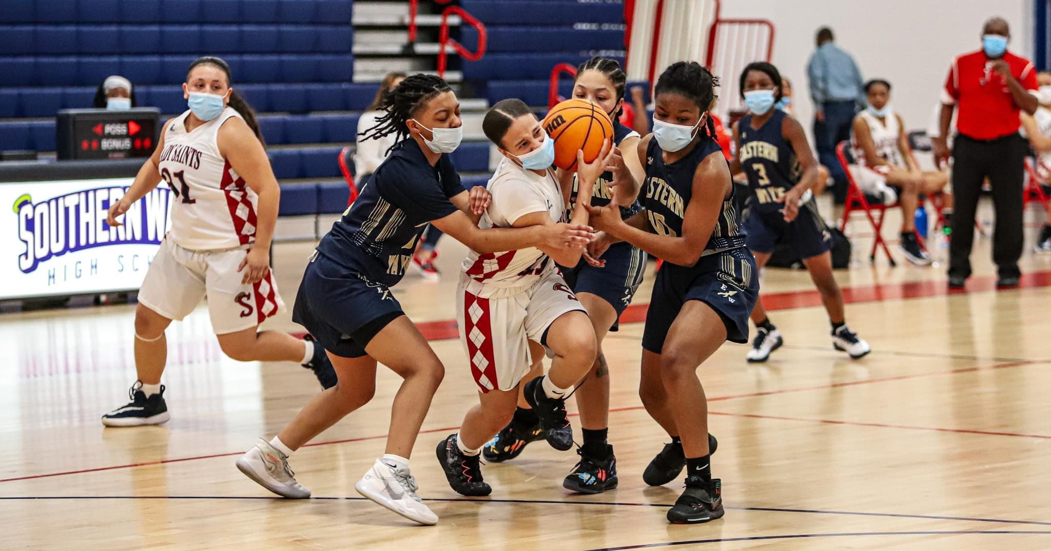Girls Basketball: Southern Wayne Prevails On Senior Night (PHOTO GALLERY)