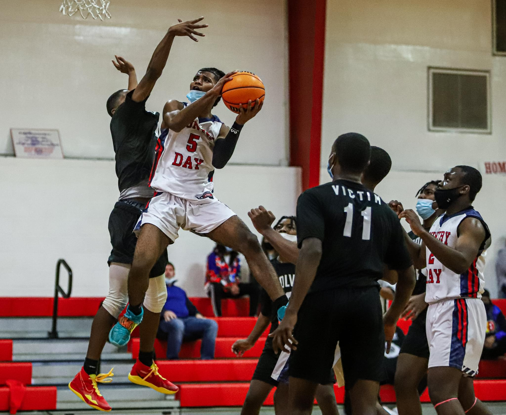 Boys Basketball: WCDS Storms Back To Beat Wake Academy Homeschool (PHOTO GALLERY)