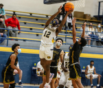 Boys Basketball: Goldsboro's Atkinson Hits 1,000 Points For His Career (PHOTO GALLERY)