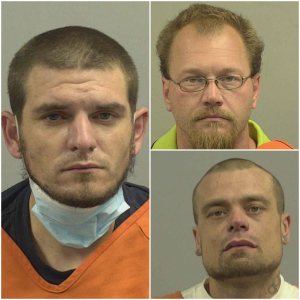 Suspects Accused Of Breaking Into Goldsboro Church