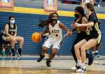 Girls Basketball: Goldsboro Earns Thrilling Overtime Win Against Clinton (PHOTO GALLERY)