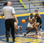 Boys Basketball: Goldsboro Falls To Clinton (PHOTO GALLERY)