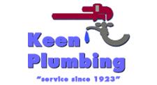 keen plumbing logo
