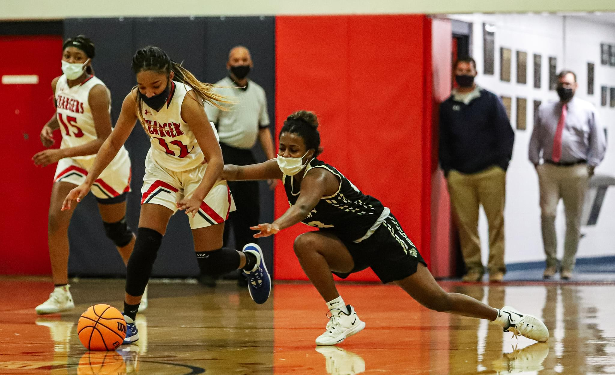 Girls Basketball: WCDS Advances To NCISAA 2A Quarterfinals (PHOTO GALLERY)