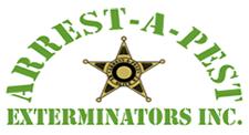 Arrest-A-Pest Logo