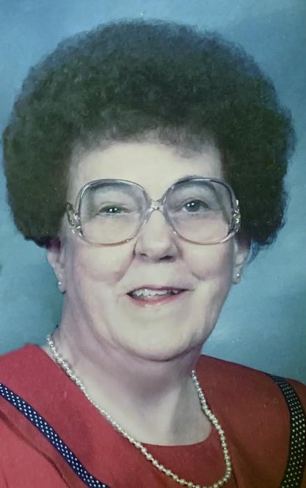 Evangeline B. Davis