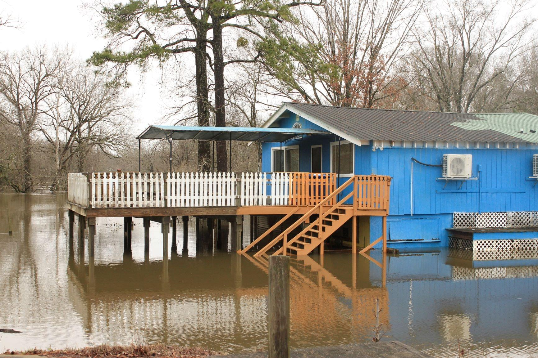 Flooding Means Insurance Rates Could Spike For Some