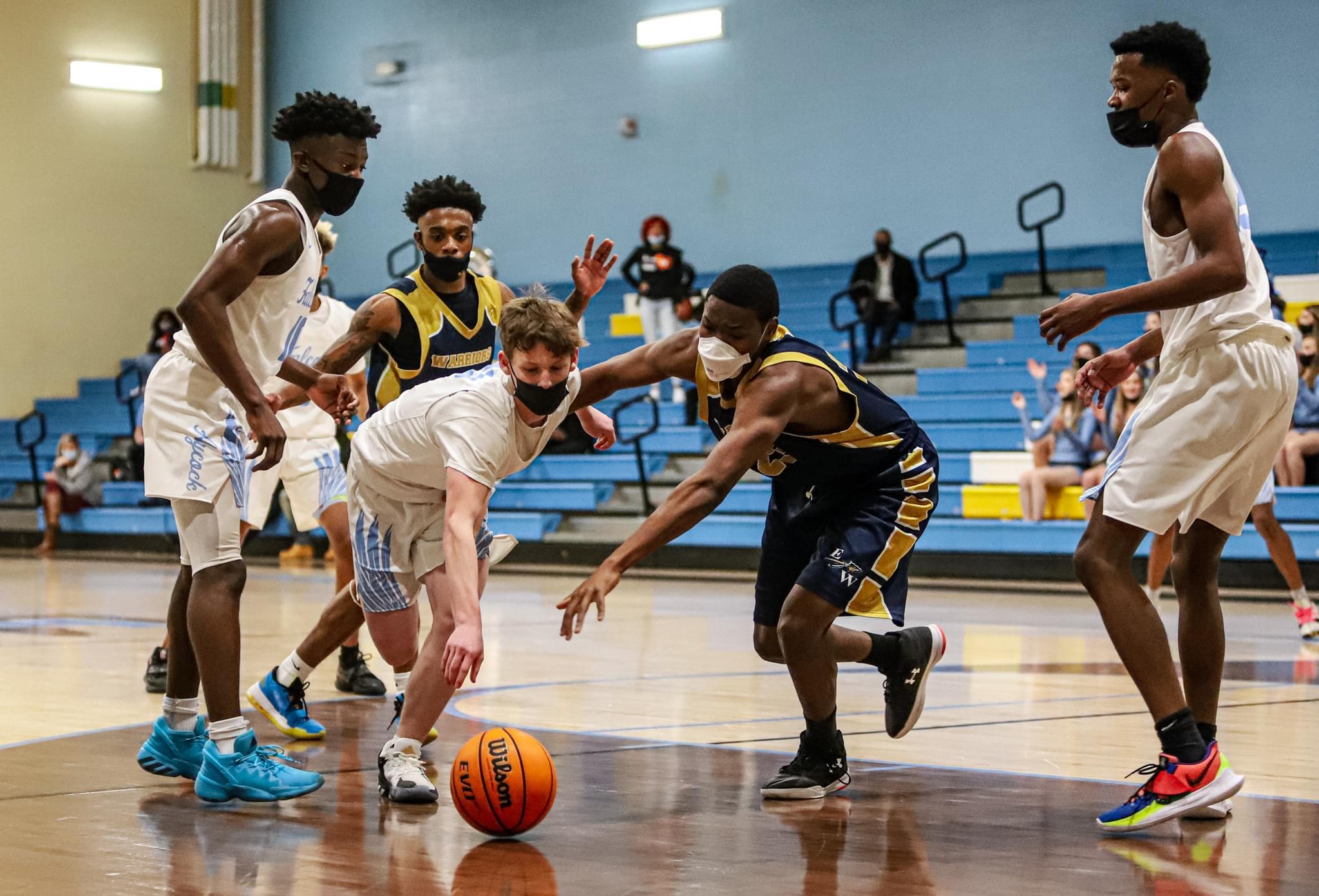 Boys Basketball: Eastern Wayne Spoils C.B. Aycock's Senior Night (PHOTO GALLERY)