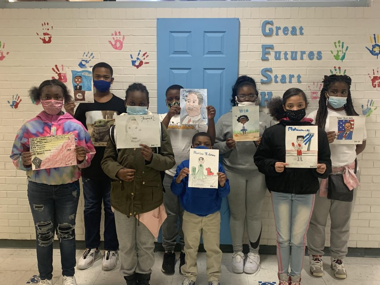 Voting Still Open For Black History Month Art Contest
