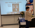 United Way Presents Awards During Annual Meeting