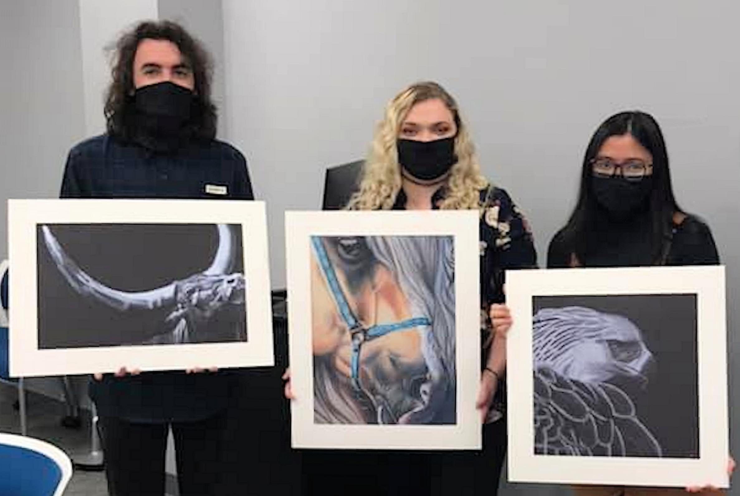 WCC Student Art Selected For Display In Raleigh