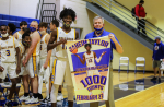 Boys Basketball: Princeton's Jaheim Taylor Hits 1,000 Points For Career In Playoff Win (PHOTO GALLERY)
