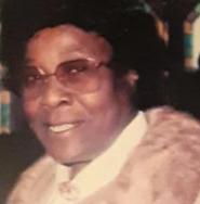 Mother Mazie Sanders Thompson