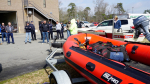 Teams Meet To Share Water Rescue Capabilities (PHOTO GALLERY)