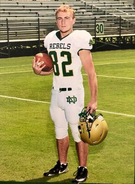 Athletes Of The Week: Kyle Holland