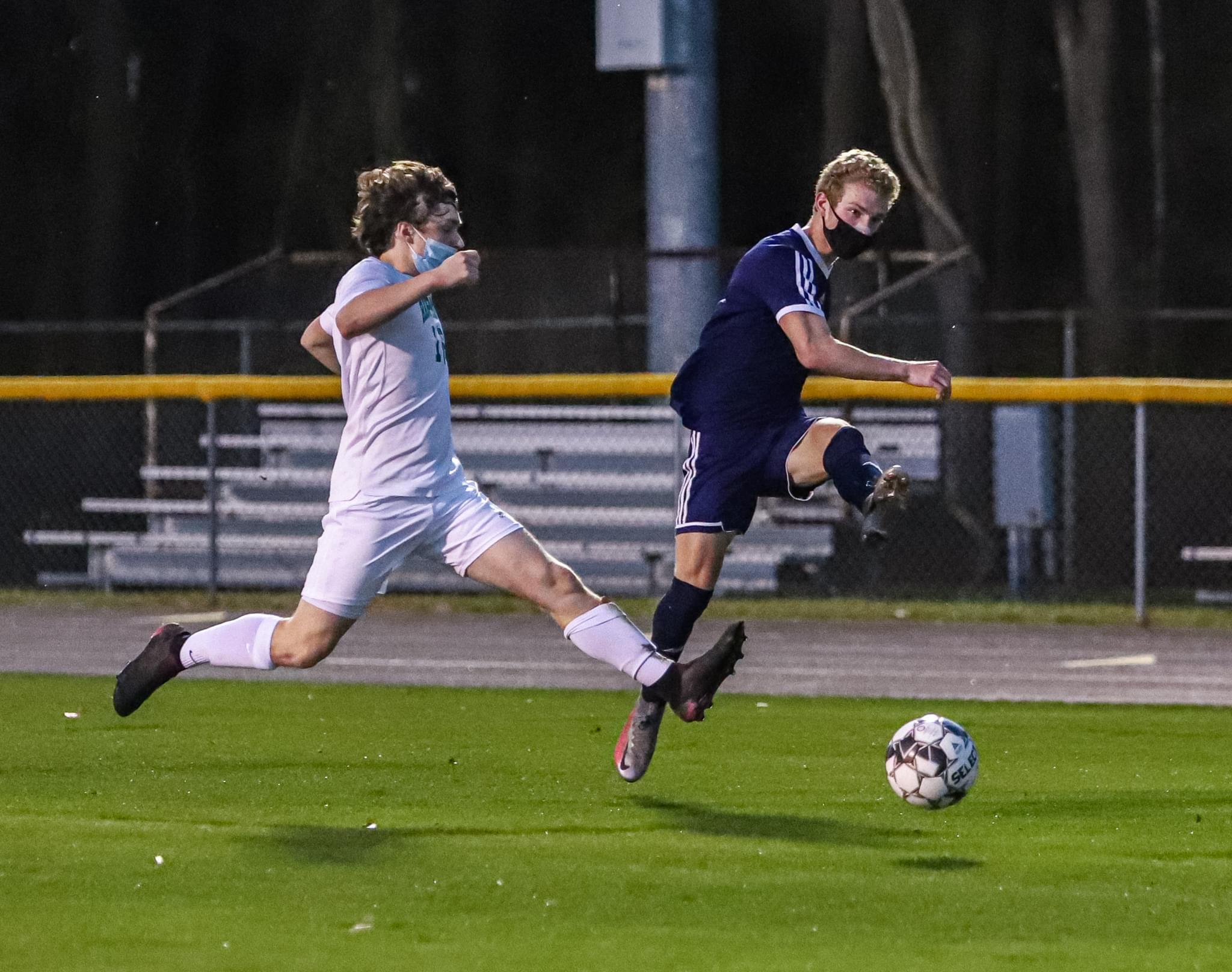 Boys Soccer: J.H. Rose Slips Past C.B. Aycock (PHOTO GALLERY)