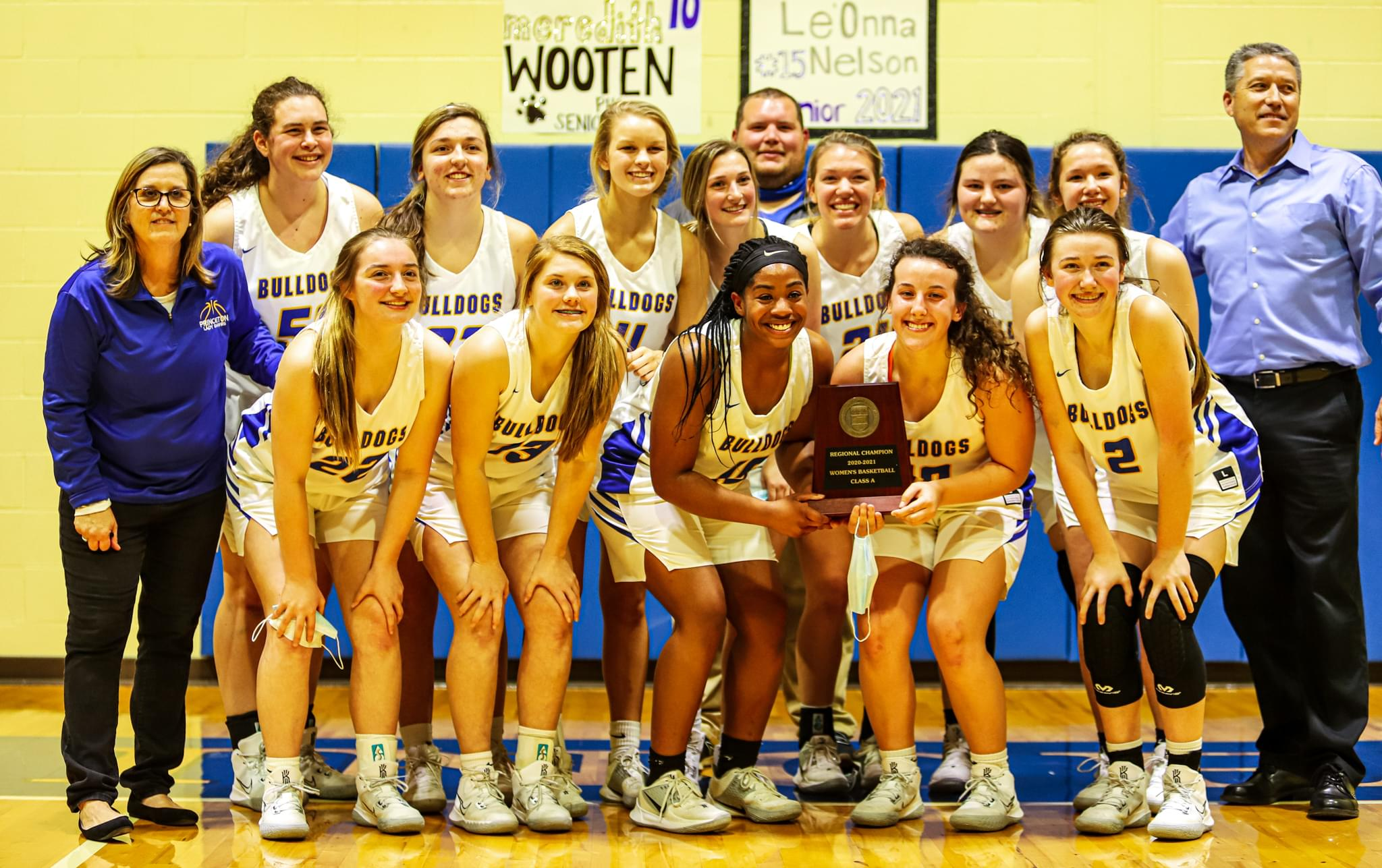 Girls Basketball: Princeton Wins 1A East Regional And Advances To State Title Game (PHOTO GALLERY)