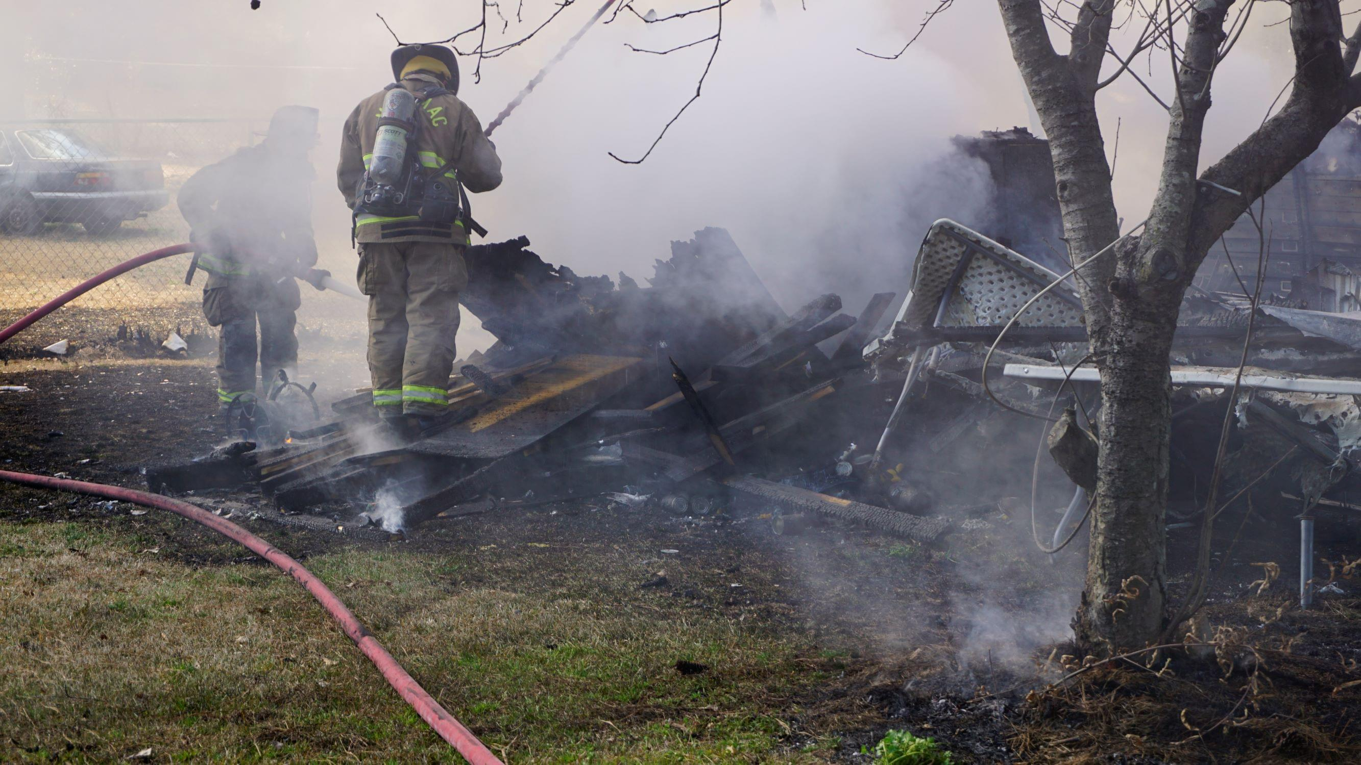 Increased Fire Danger Across Region Today