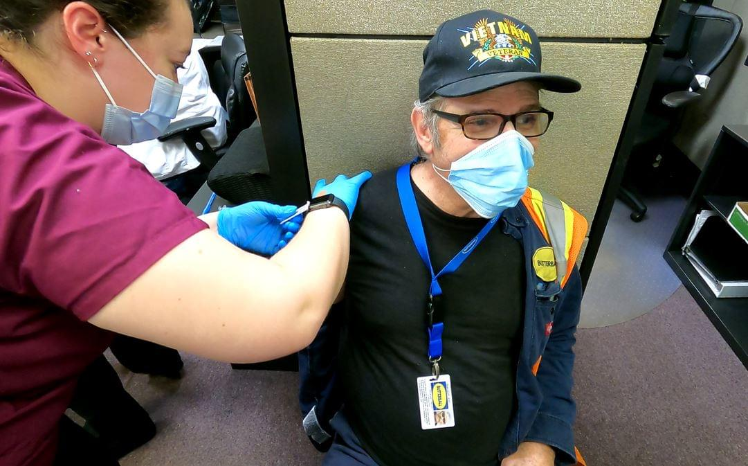 Butterball Begins Vaccinating N.C. Workforce Against COVID-19