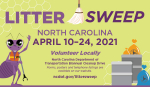NCDOT: Over 3 Million Pounds Of Roadside Litter Collected This Year