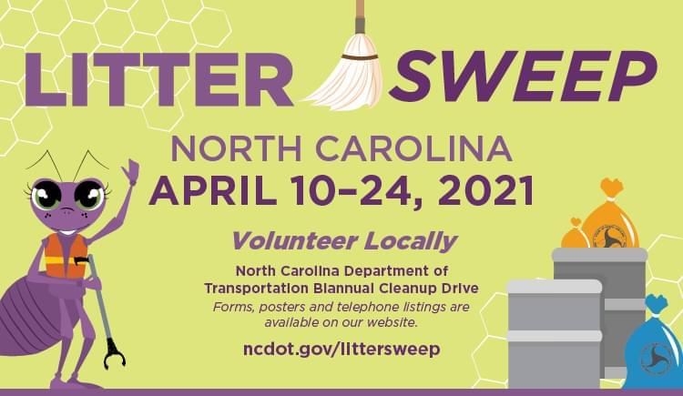 Volunteers Needed For Statewide Litter Sweep